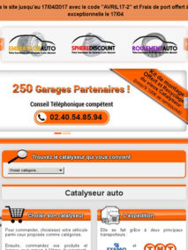 catalyseur auto discount